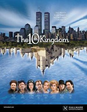 The 10th Kingdom - DVD cover for The 10th Kingdom