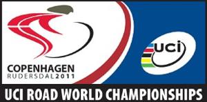 2011 UCI Road World Championships - Image: 2011 UCI road world championships logo