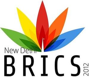 4th BRICS summit - Official summit logo