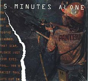 5 Minutes Alone - Image: 5 Minutes Alone