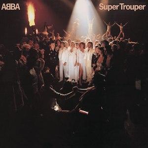 Super Trouper (album) - Image: ABBA Super Trouper (Polar)