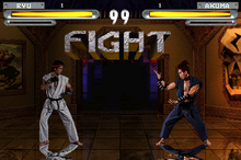 Street Fighter The Movie Arcade Game Wikipedia