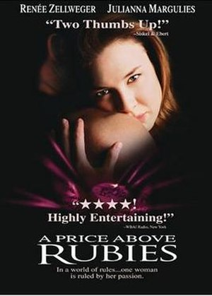 A Price Above Rubies - Theatrical release poster