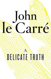 A delicate truth -- book cover.jpg