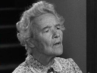 Adeline De Walt Reynolds - in Shadow of the Thin Man (1941)