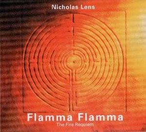 Flamma Flamma - Image: Album Flamma Flamma cover