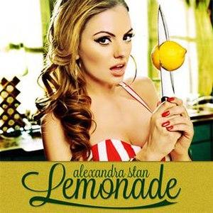 Lemonade (Alexandra Stan song) - Image: Alexandra Stan Lemonade