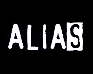 Alias (TV series) - Image: Alias logo