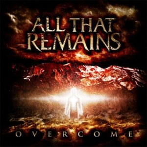 Overcome (All That Remains album) - Image: All That Remains Overcome Album Cover