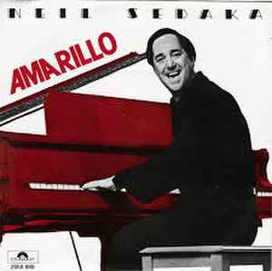 Is This the Way to Amarillo - Image: Amarillo Neil Sedaka