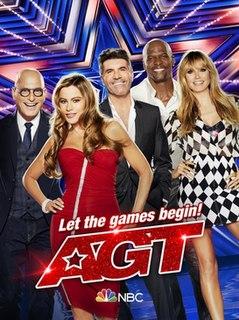 <i>Americas Got Talent</i> (season 16) Season of television series