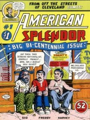 American Splendor - Image: American Splendor no 1