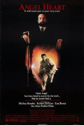 Angel Heart - Theatrical release poster