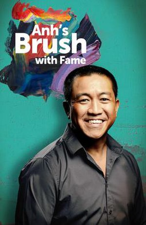 Anh's Brush with Fame - Image: Anh's Brush With Fame Logo
