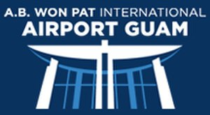 Antonio B. Won Pat International Airport - Image: Antonio B. Won Pat International Airport Logo
