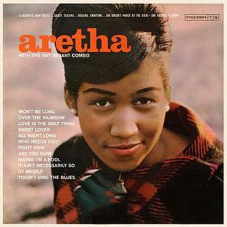 Aretha: With The Ray Bryant Combo - Image: Aretha
