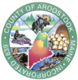 Aroostook County, Maine - Image: Aroostook County, Maine seal