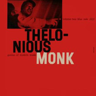 Genius of Modern Music: Volume 2 - Image: BLP 1511 Monk