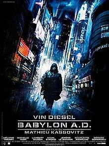 Babylon A.D. (2008) (In Hindi) SL DM - Vin Diesel, Michelle Yeoh, Melanie Thierry