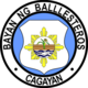 Official seal of Ballesteros