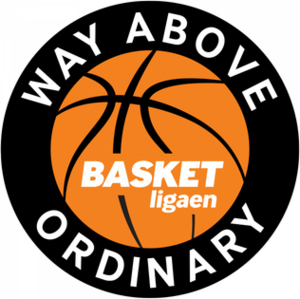 Basketligaen - Image: Basketligaen logo