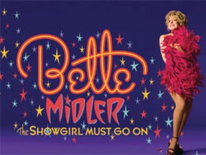 The Showgirl Must Go On - Image: Bette showgirl