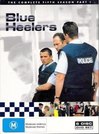 Blue Heelers (season 5) - Image: Bh dvd 5.1