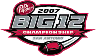 2007 Big 12 Championship Game - 2007 Big 12 Championship logo.