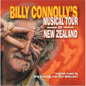 Billy Connolly's Musical Tour of New Zealand - Image: Billyconnollynz