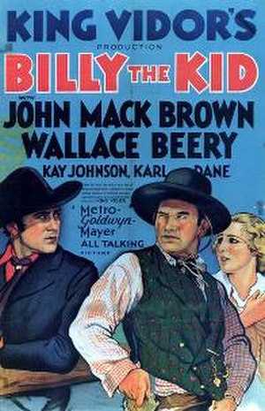 Billy the Kid (1930 film) - Image: Billythe Kid 1930