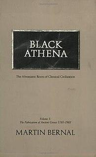 <i>Black Athena</i> literary work