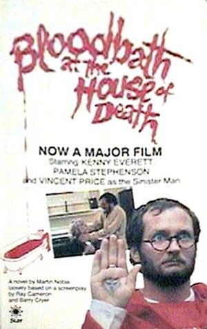 Bloodbath at the House of Death - The book based on the film