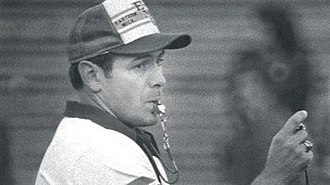 Bob LaPointe - Bob LaPointe, during his time as a coach at Eastern Michigan University.