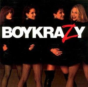Boy Krazy (album) - Image: Boy Krazy