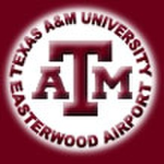 Easterwood Airport - Image: CLL logo