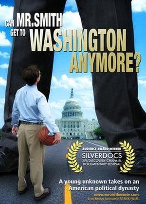 Can Mr. Smith Get to Washington Anymore? - DVD cover