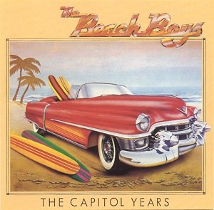 The Capitol Years (The Beach Boys album) - Image: Capitol Years Album Cover