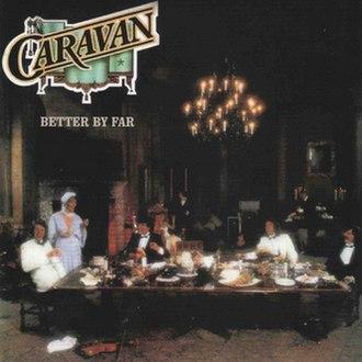 Better by Far - Image: Caravan better by far
