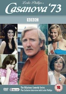 <i>Casanova 73</i> television series