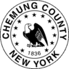 Official seal of Chemung County