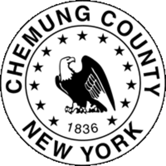Chemung County, New York - Image: Chemungcountyseal