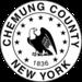 Sigelo de Chemung Distrikto, New York
