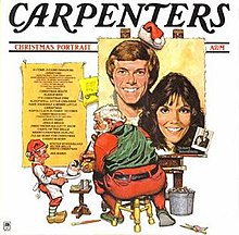 Image result for carpenters christmas portrait