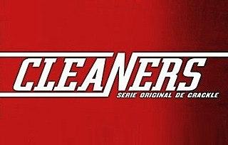 <i>Cleaners</i> (TV series)