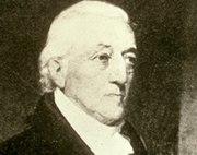 Revolutionary war hero and philanthropist, Colonel Henry Rutgers (1745–1830), early benefactor and namesake of Rutgers University.