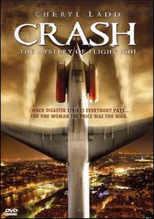 Crash: The Mystery of Flight 1501 - DVD cover