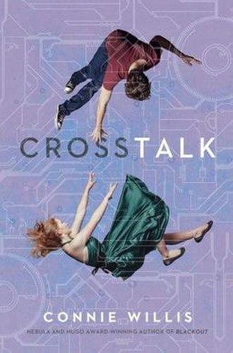 Crosstalk (novel) - Image: Crosstalk book cover
