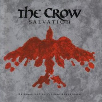 The Crow: Salvation (soundtrack) - Image: Crowsalv