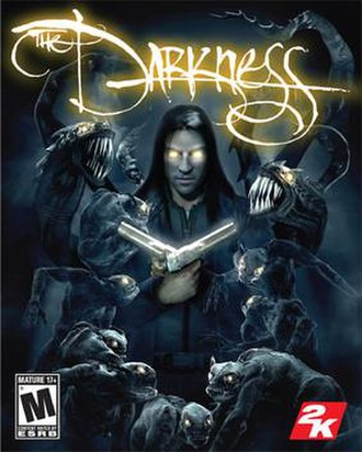 The Darkness (video game) - Image: Darkness cover