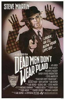 Dead Men Don T Wear Plaid 1982
